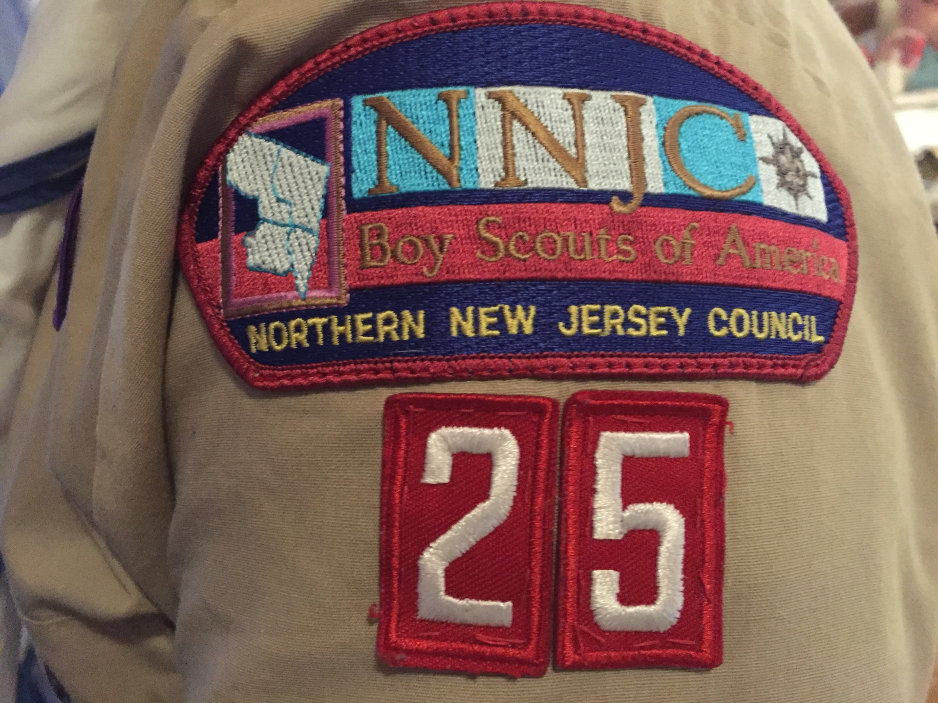 Troop Patches