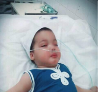 This is Iness, we raised money to help pay for her medical care and family living expenses after she was struck with Spinal Meningitis.  Thanks in part to our help, she lived and is in the process of recovery.