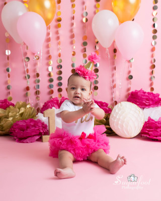 St_Louis_cake_smash_photography_photographer_pink_gold