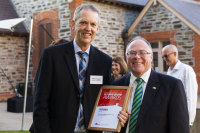 Mark Stanley and Regional Connections Recognised as Climate Leaders