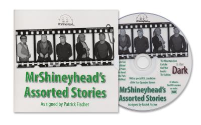 MrShineyhead's DVD