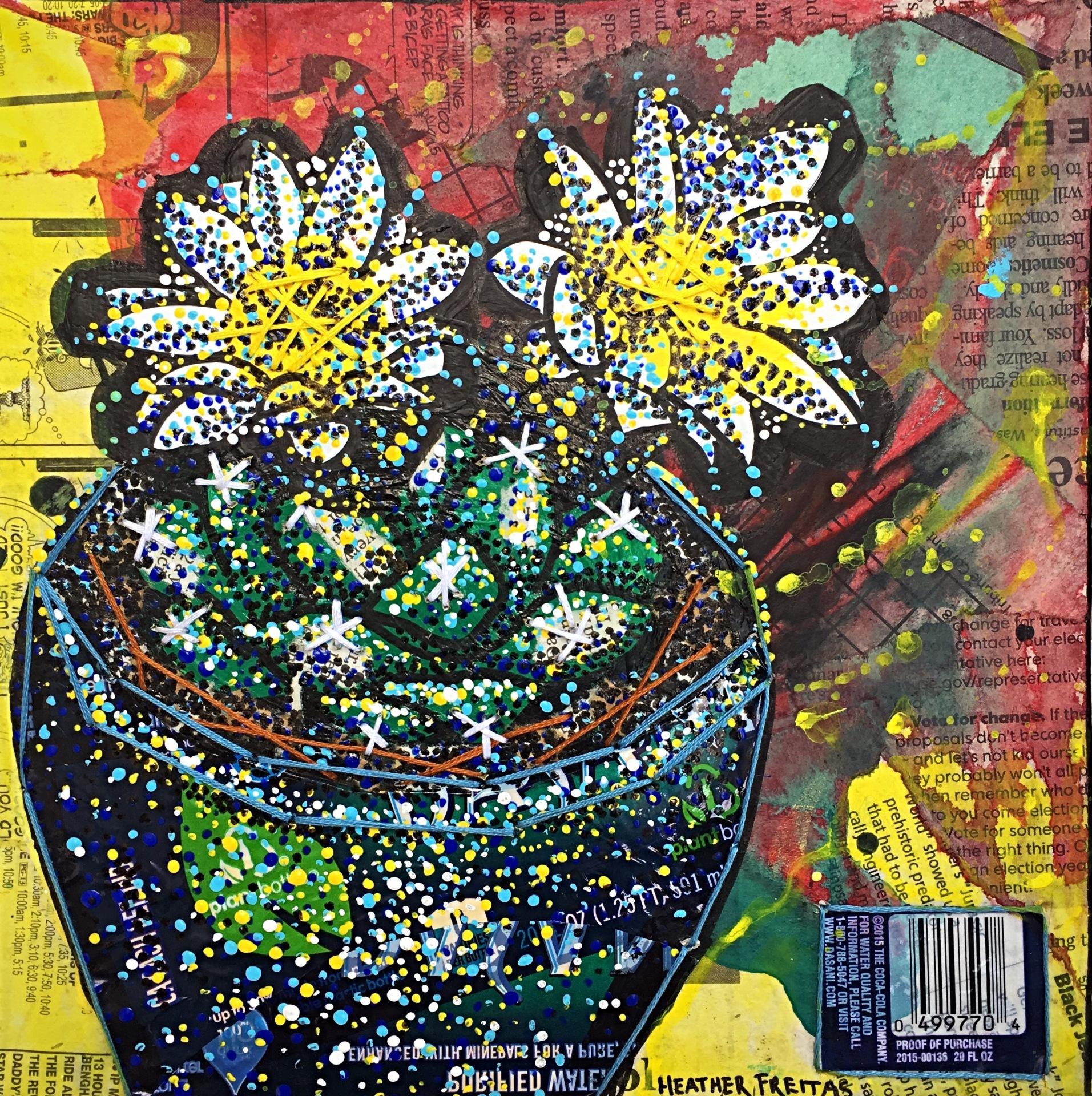 Pebbles Navajo Cactus