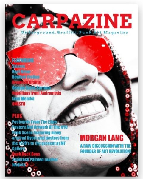 Carpazine