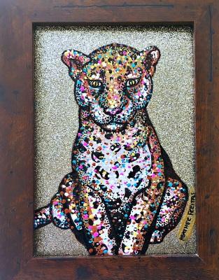 Glitter Jaguar
