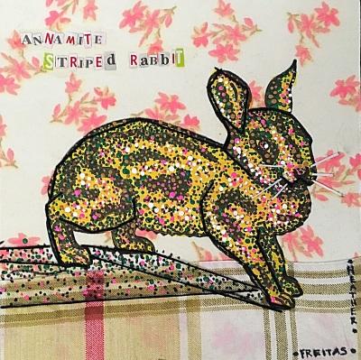 Anamite Striped Rabbit