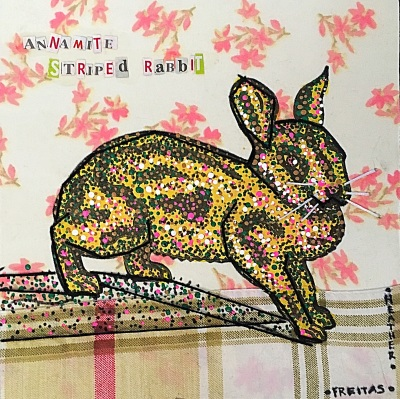 Anamite Striped Rabbit