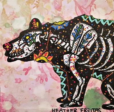 Pintura Bear