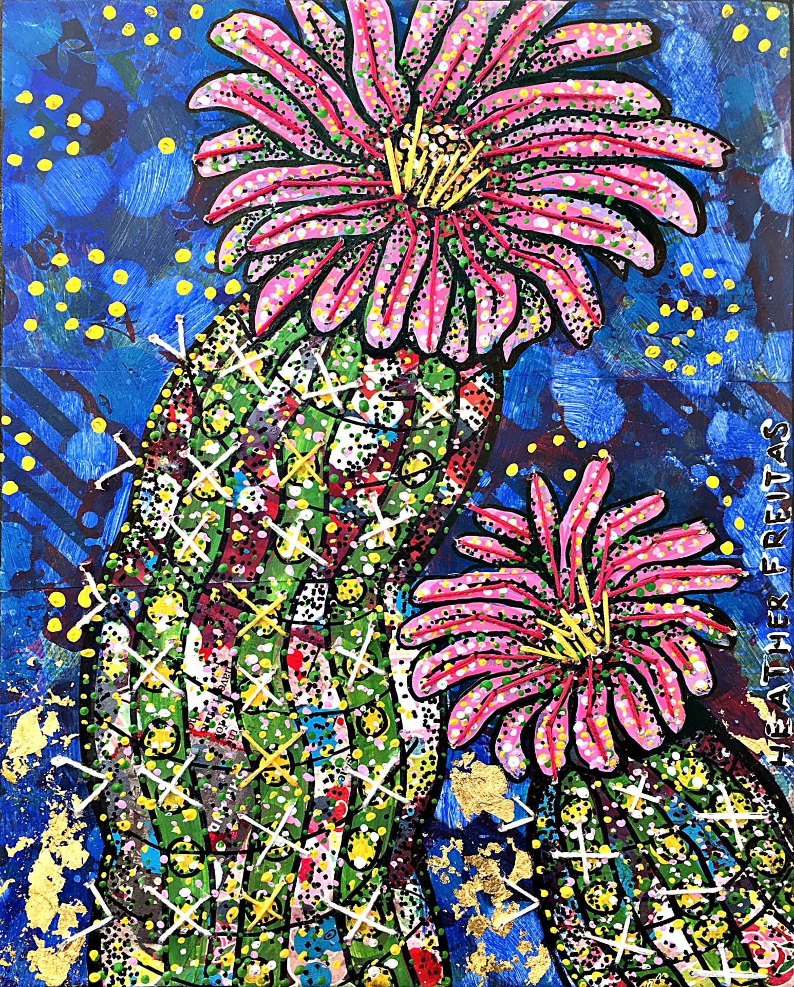 Black Lace Cactus