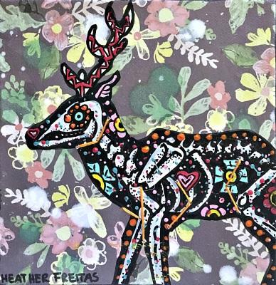 Pintura Deer