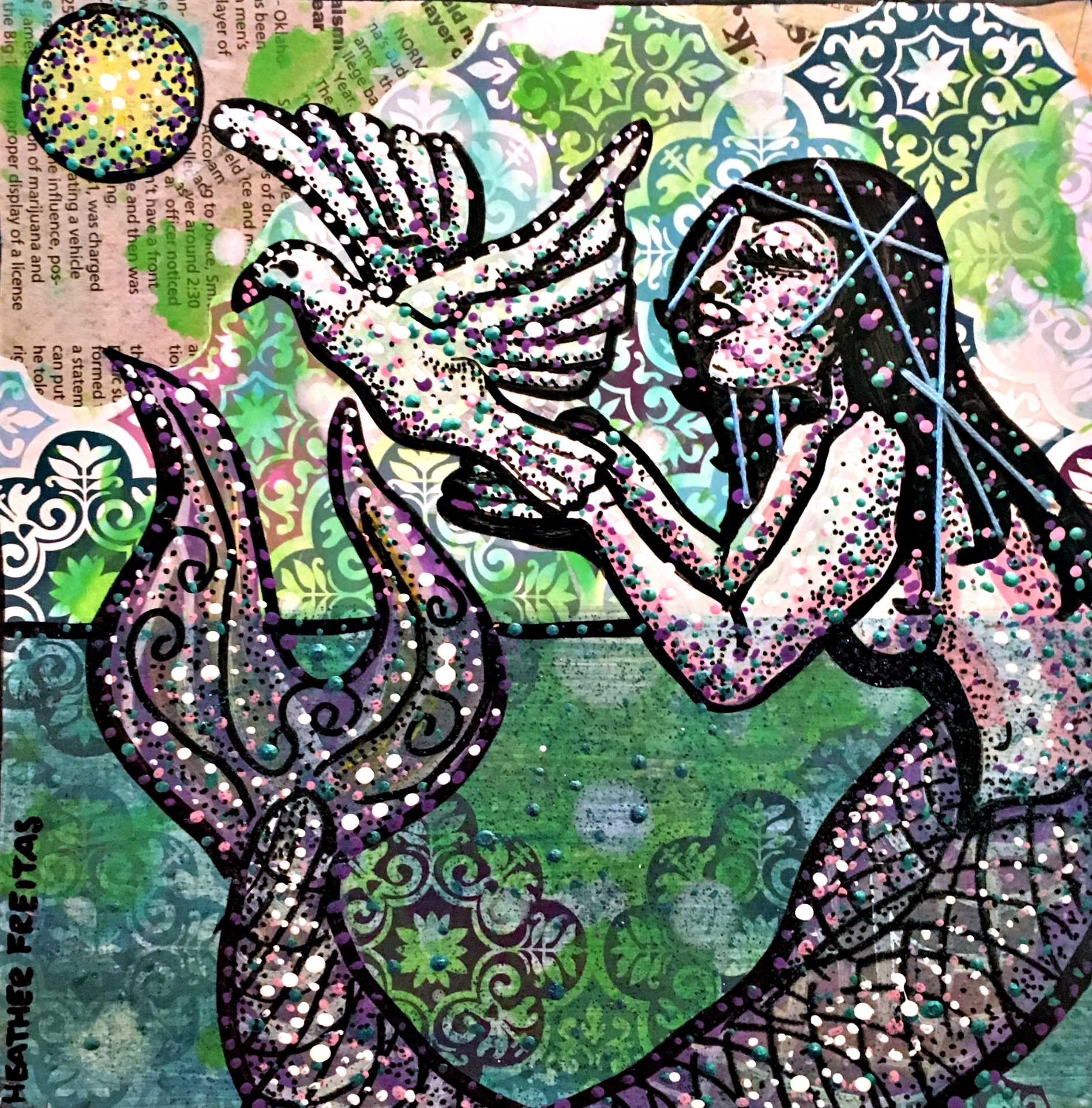 The Mermaid and The Dove