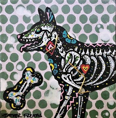 Pintura Dog