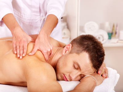 Deep Tissue and Sport Therapy  ( athletes )