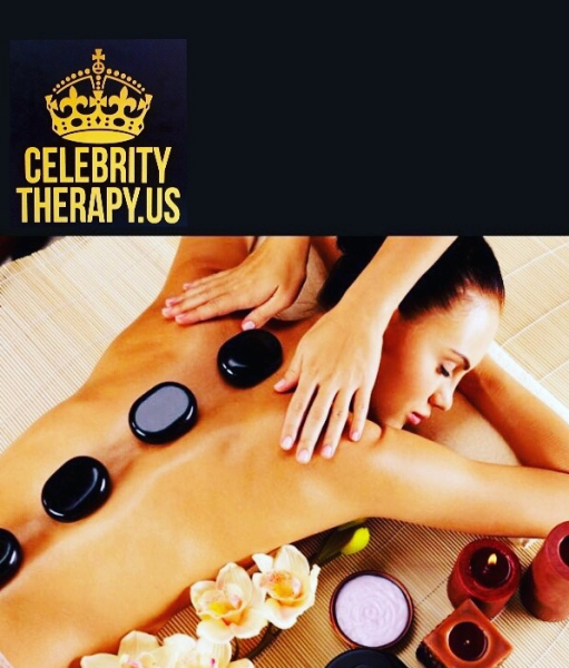 Hot Stone by Celebrity Therapy