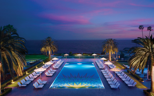 The best luxury resorts in Orange County California