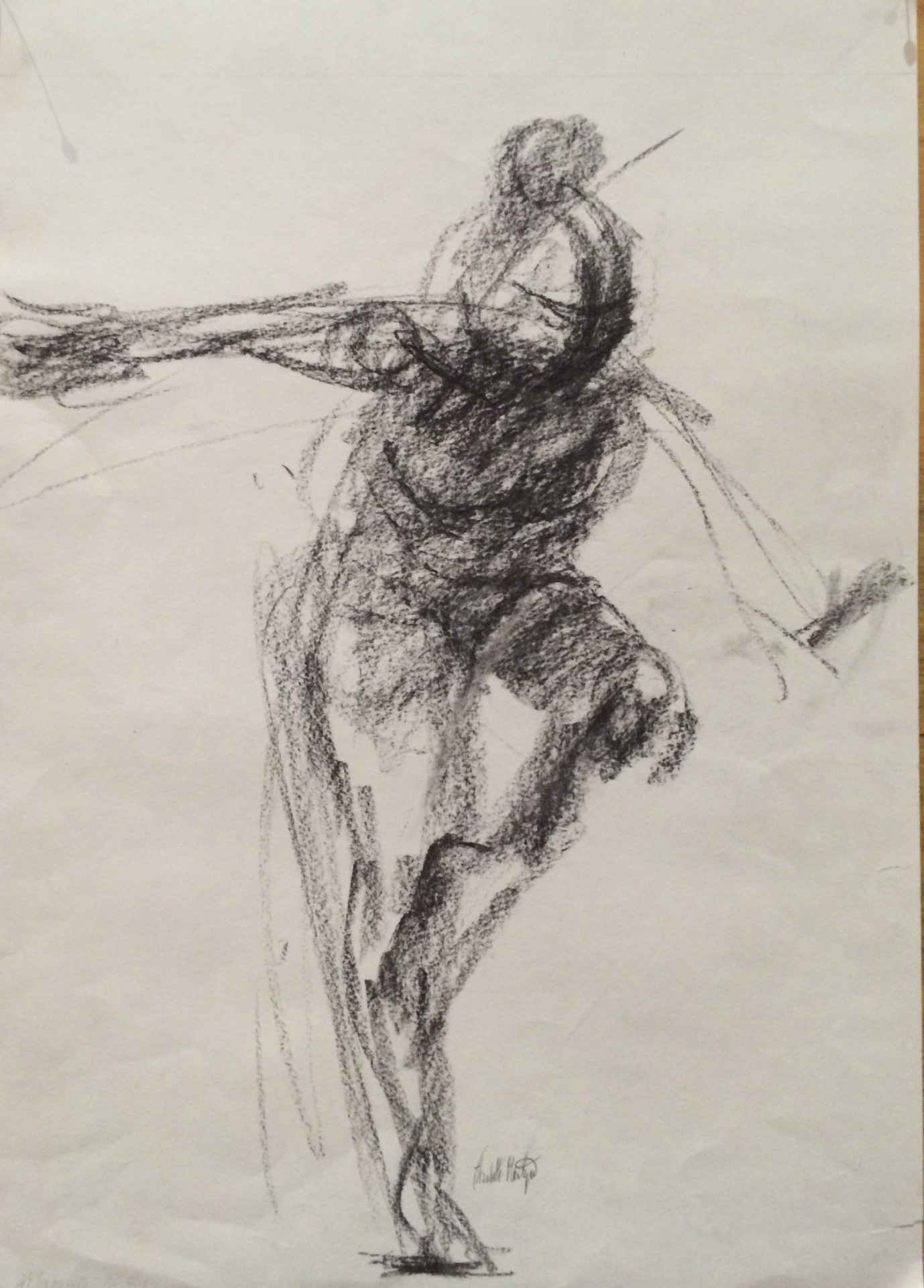 by Elizabeth Martyn Artist Life Drawing Art Classes