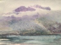 Lake Wakatipu by Elizabeth Martyn