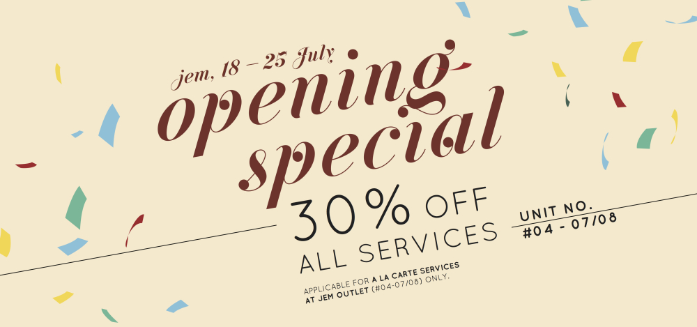 Milly's JEM's Opening on 18th July!