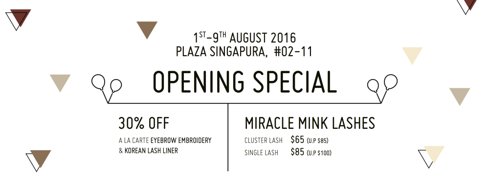 Milly's Plaza Singapura Opening on 1st August!