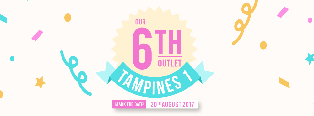 Tampines Opening Promotion!
