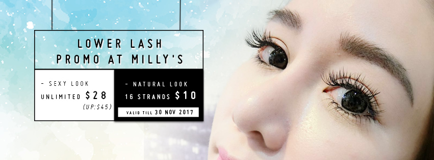 Lower Lash Promotion!
