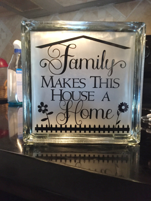 FAMILY MAKES...$35.ea