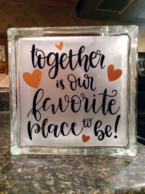 TOGETHER IS...$35.ea
