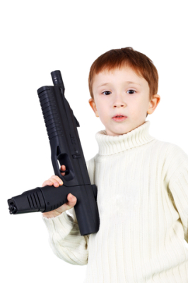 Welfare for Guns: a Tea Party Fantasy