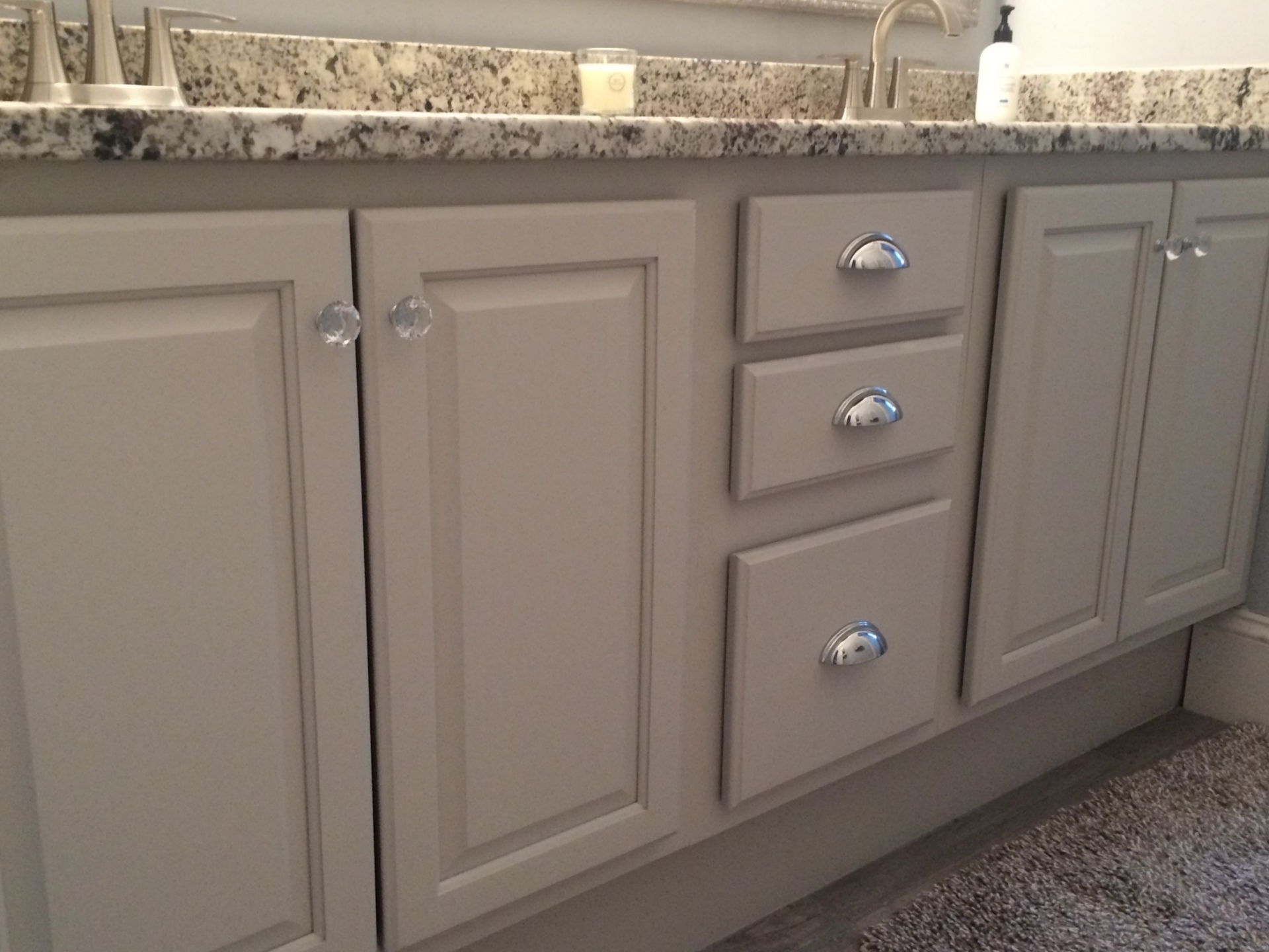 agreeable gray bathroom vanity beyond north hills raleigh fabulous finishes by michelle deep river mercantile