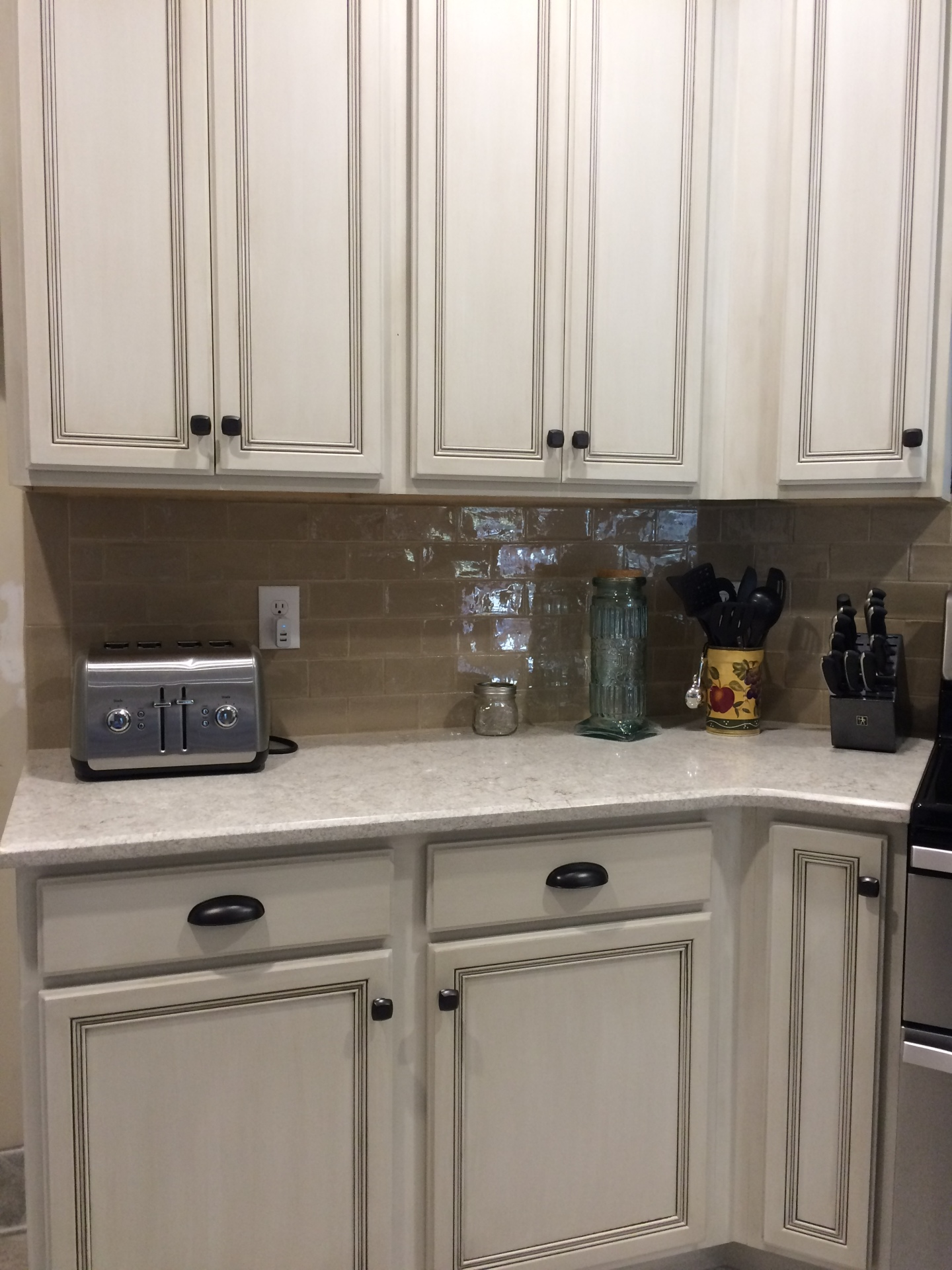 bright white beyond painted cabinets monahan botanicals toner crevice glaze wake forest nc deep river mercantile