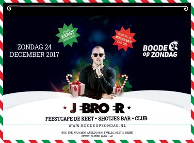 Kerstavond met JeBroer
