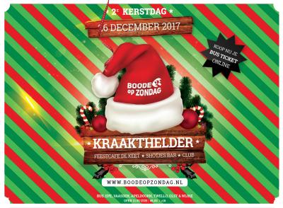 2e Kerstdag met Kraakthelder