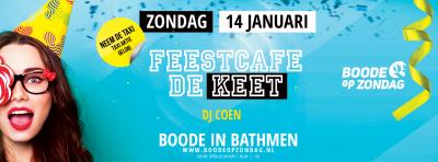 Boode op Zondag met DJ Coen