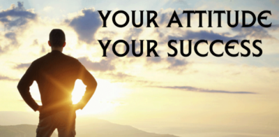 Your Attitude, Your Success - with Sid Rozario