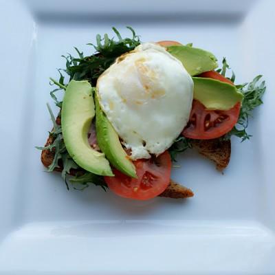 Two healthy breakfast ideas