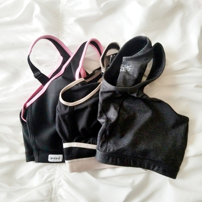 Healthy Living: Sports Bra For The Busty Girl