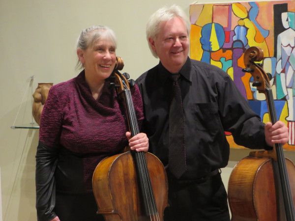Schultze-Ericsson Cello Duo