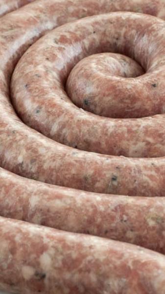 Fresh Holiday Polish Sausage