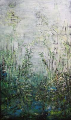 landscape in soft colors