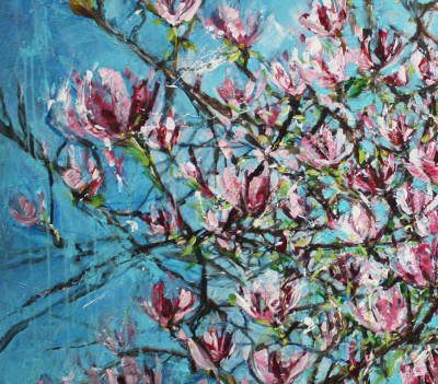 Magnolia ( detail)