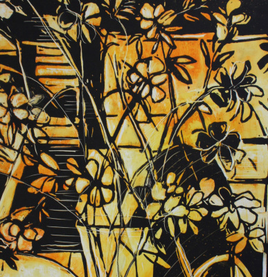 Flowers ( detail)