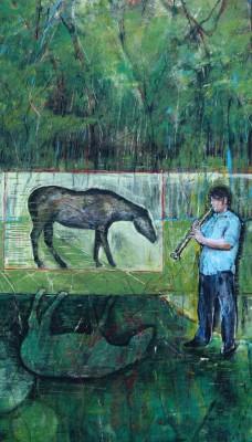 The horse wispler
