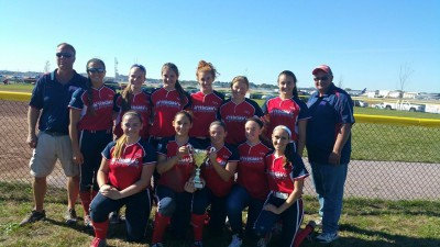 RI Aftershock 18U Fall Ball Champions