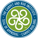 Logo for the Carpet and Rug Institute