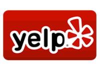 Logo for Yelp