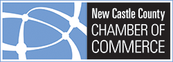 Logo for New Castle County Chamber of Commerce New Castle, Delaware