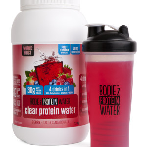 BODIE'z Protein Water