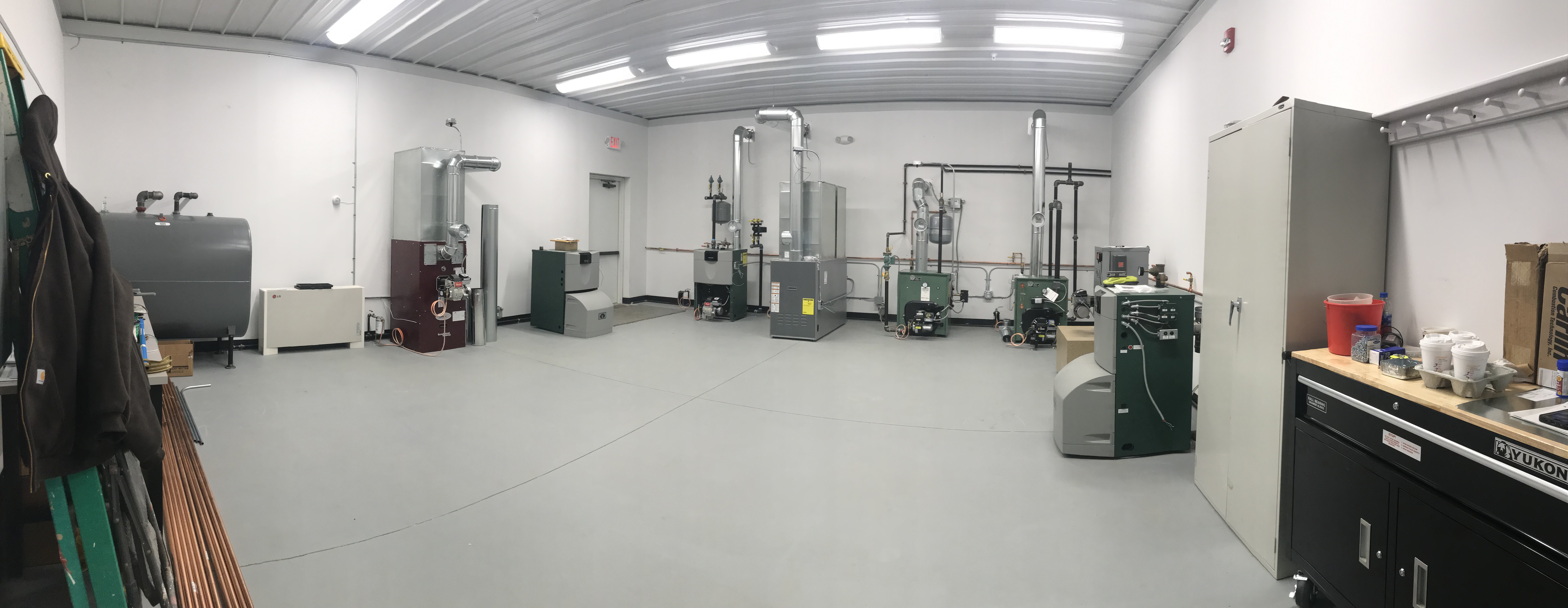 Oil Lab - Hampton