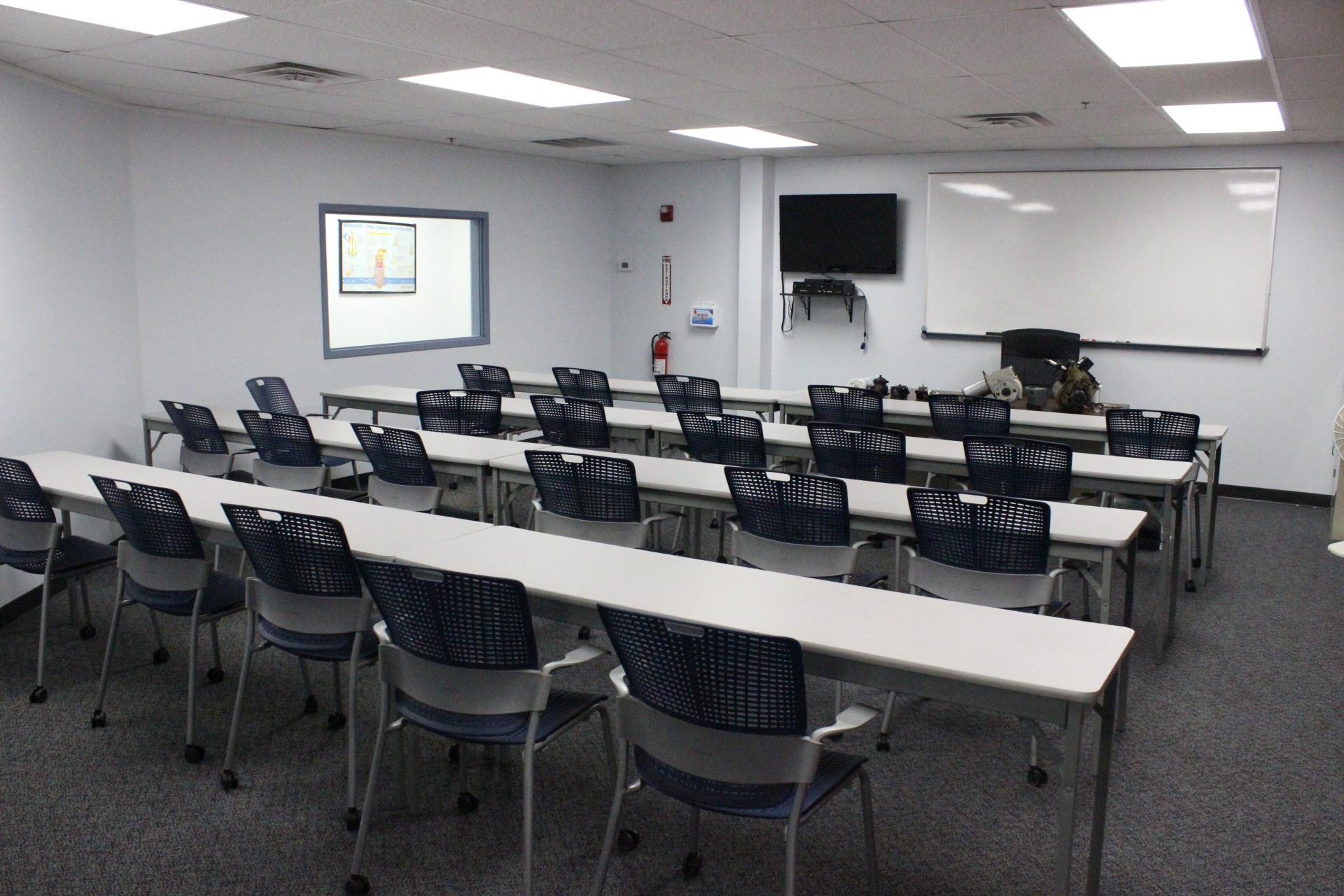 Oil Heat classroom