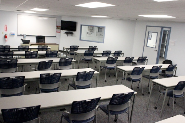 HVAC classroom