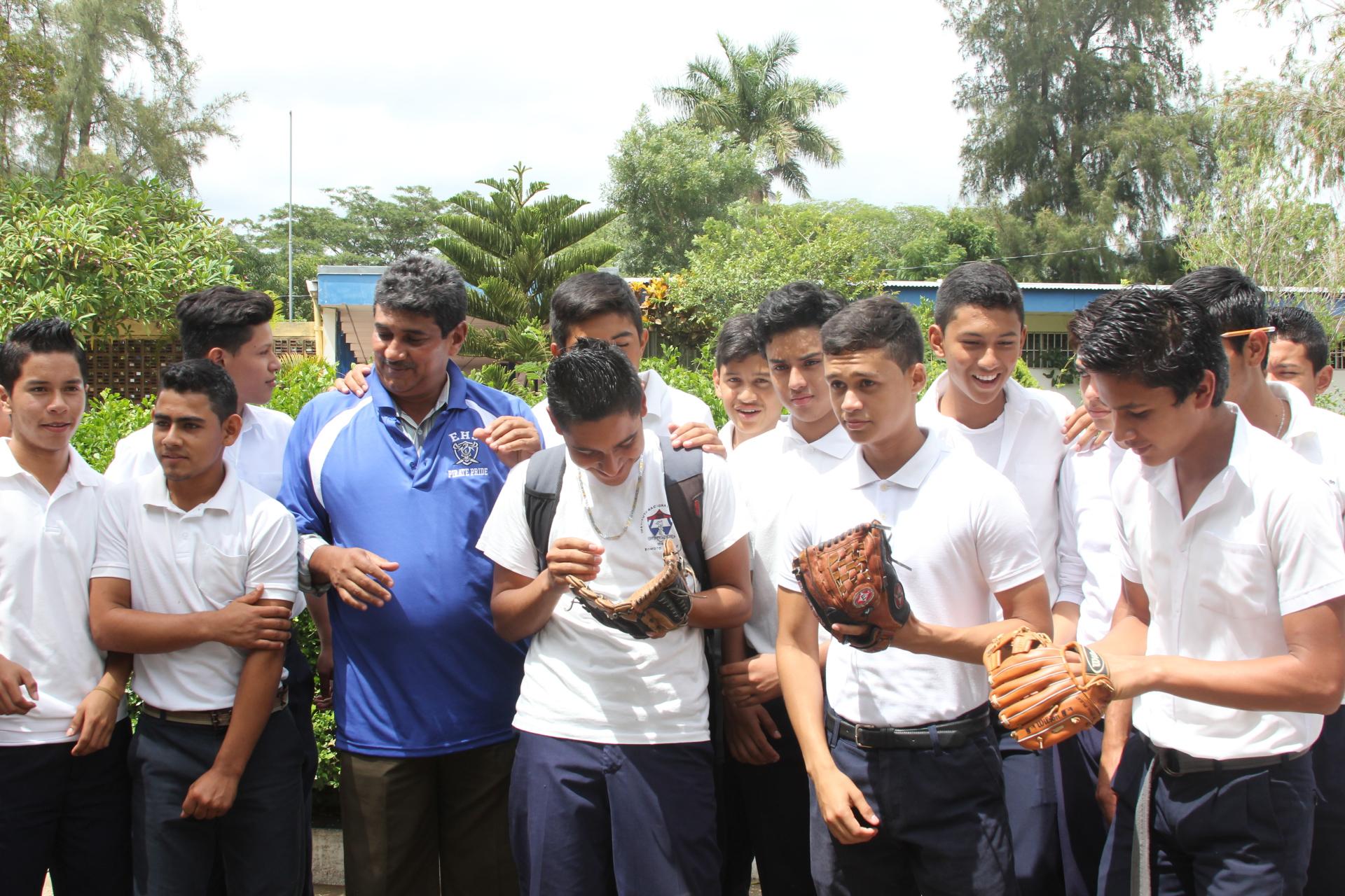 Nicaragua - Baseball Project